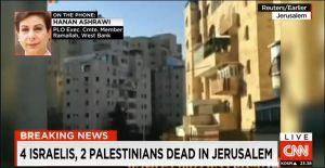 4 Israelis, 2 Palästinenser tot in Jerusalem