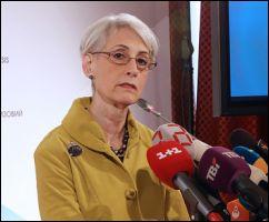 US-Staatssekretärin Wendy Sherman